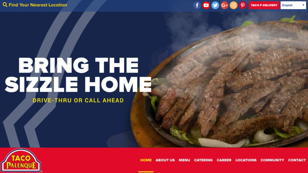 Imagine It Studios Client - Taco Palenque